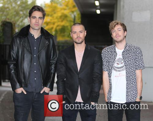 Busted, Charlie Simpson, Matt Willis and James Bourne 3