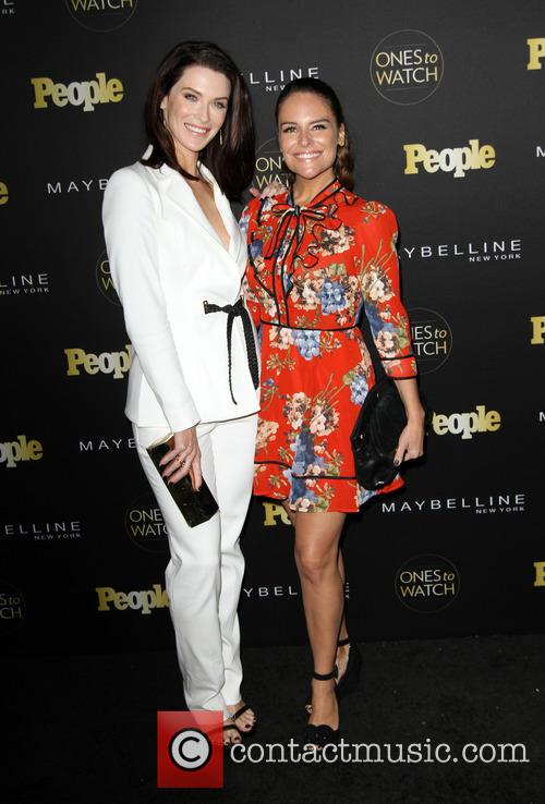 Bridget Regan and Yara Martinez