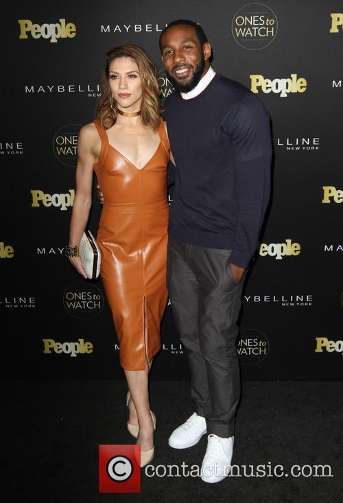 Allison Holker and Husband Stephen Twitch Boss 6