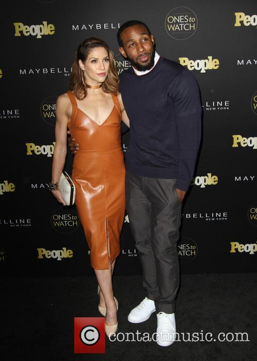 Allison Holker and Husband Stephen Twitch Boss 7