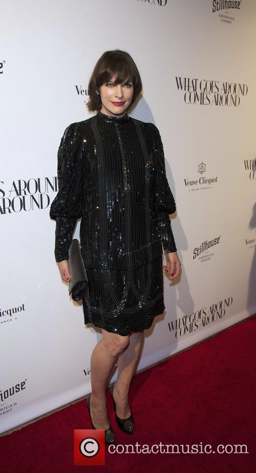 Milia Jovovich 1