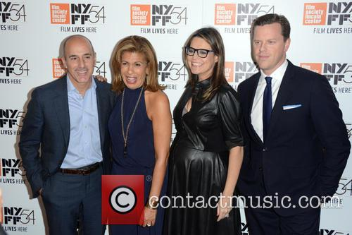 Matt Lauer, Hoda Kotb, Savannah Guthrie and Willie Geist 1