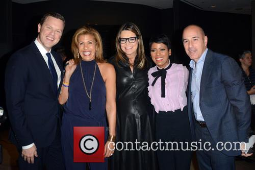 Willie Geist, Hoda Kotb, Savannah Guthrie, Tamron Hall and Matt Lauer 1