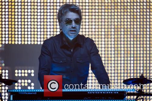 Jean Michel Jarre and Sse Hydro 2
