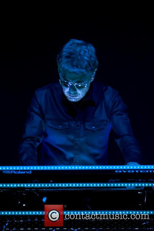 Jean Michel Jarre and Sse Hydro 5