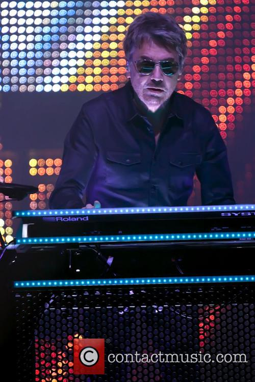 Jean Michel Jarre and Sse Hydro 6