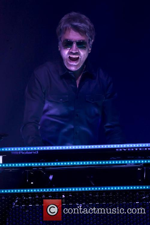 Jean Michel Jarre and Sse Hydro 7