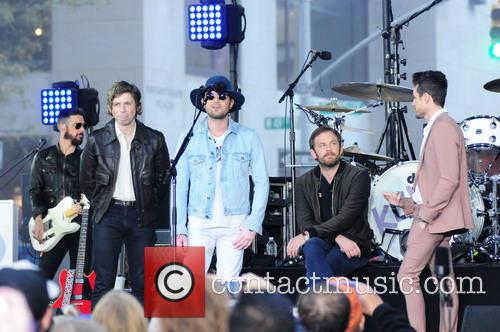 Kings Of Leon, Caleb Followill, Jared Followill, Nathan Followill and Matthew Followill 4