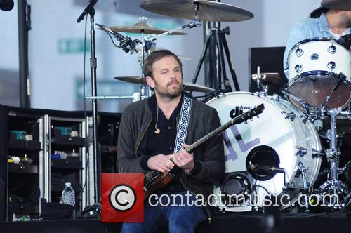 Kings Of Leon and Caleb Followill 5