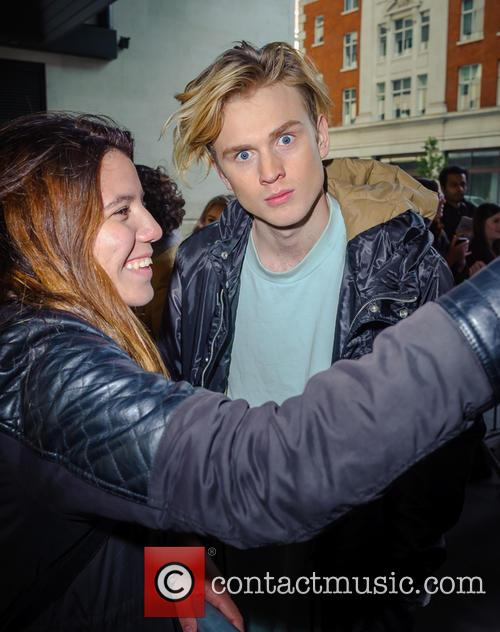 Tristan Evans and The Vamps 1