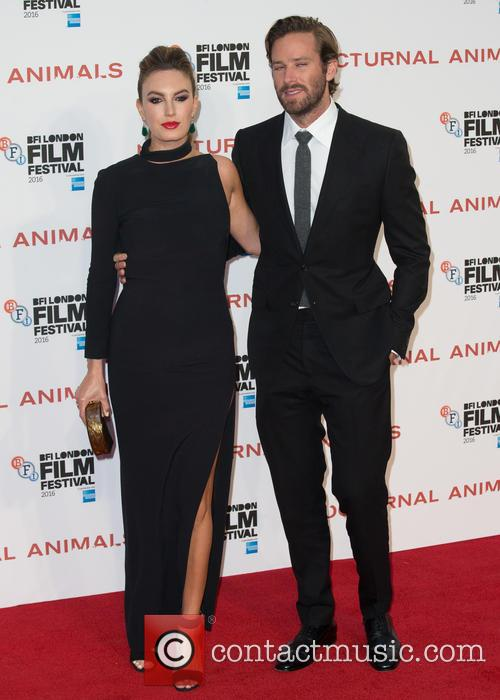 Armie Hammer and Elizabeth Chambers 5