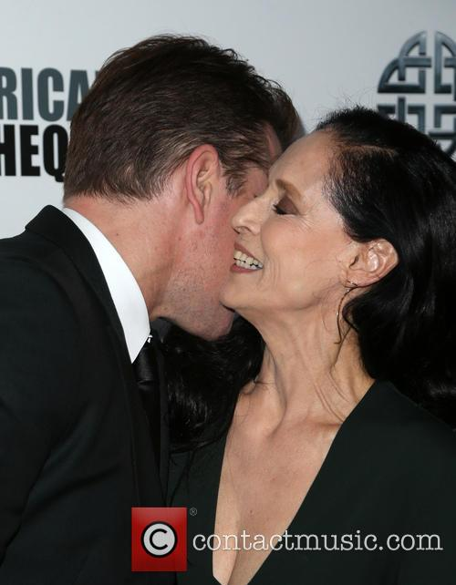 Matt Damon and Sonia Braga