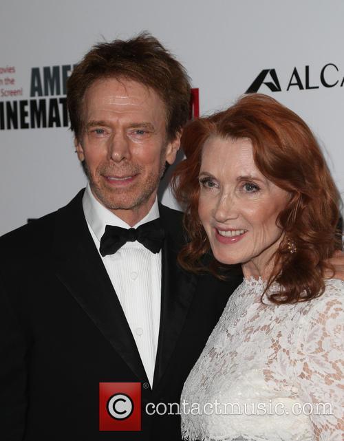 Jerry Bruckheimer and Linda Bruckheimer 2