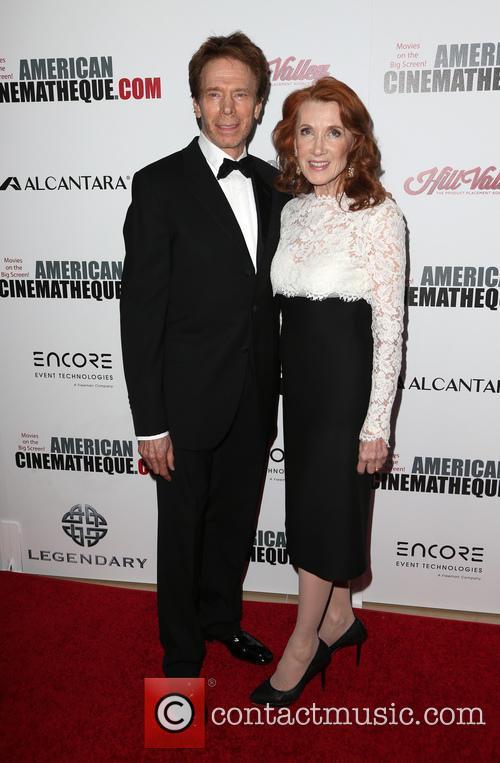 Jerry Bruckheimer and Linda Bruckheimer 5
