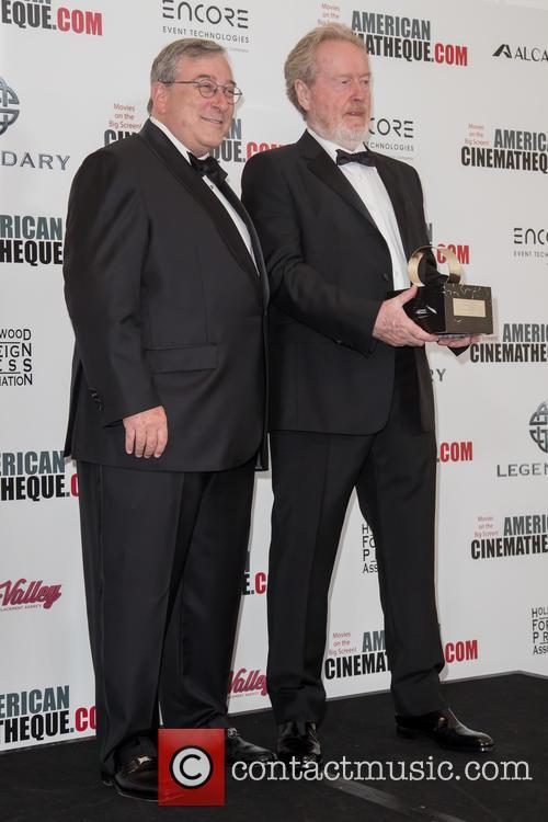 30th annual American Cinematheque Awards Gala - Press...