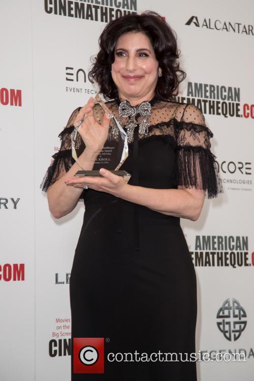 Honoree Sue Kroll and Sid Grauman Award Recipient 2