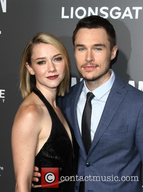 Valorie Curry and Sam Underwood 1