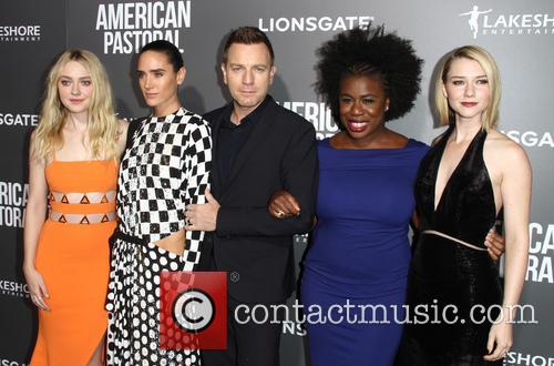 Dakota Fanning, Jennifer Connelly, Ewan Mcgregor, Uzo Aduba and Valorie Curry 11