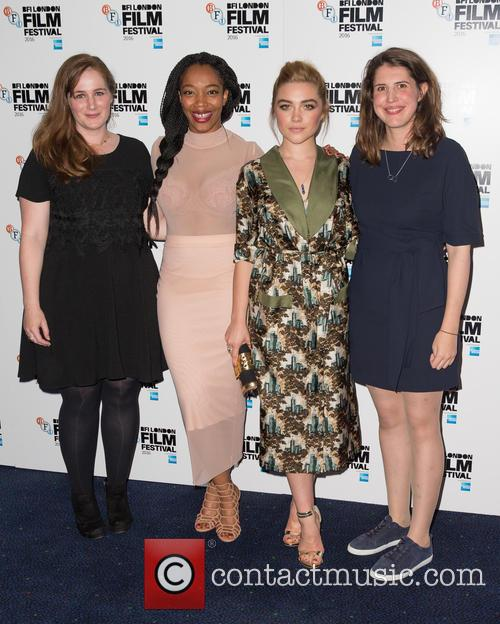 The BFI LFF Photocall of 'Lady Macbeth'