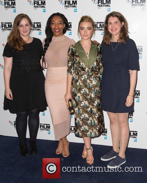 Florence Pugh, Alice Birch, Naomi Ackie and Fodlha Cronin-o'reilly 2