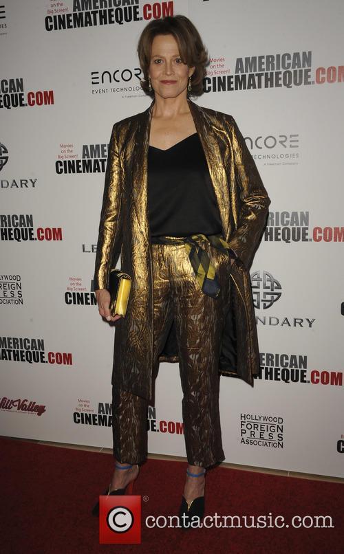 Sigourney Weaver 2