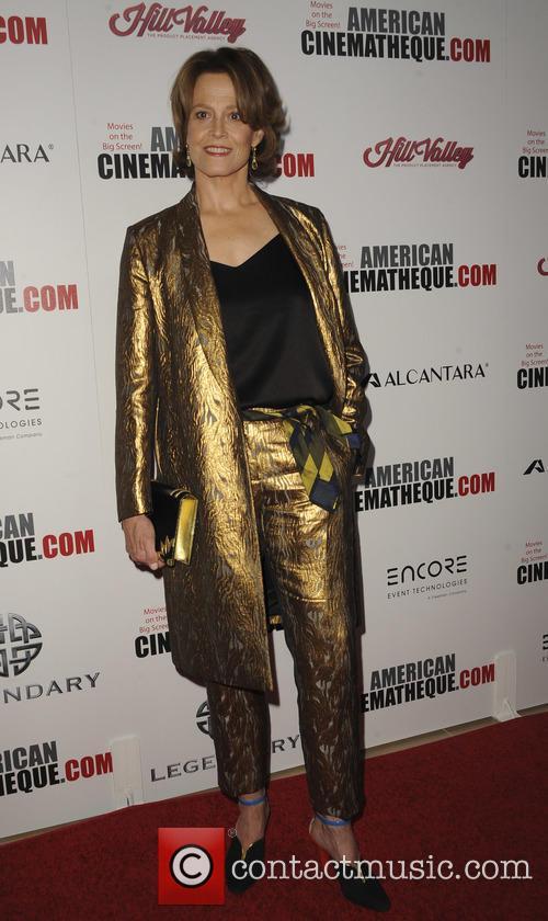 Sigourney Weaver 5