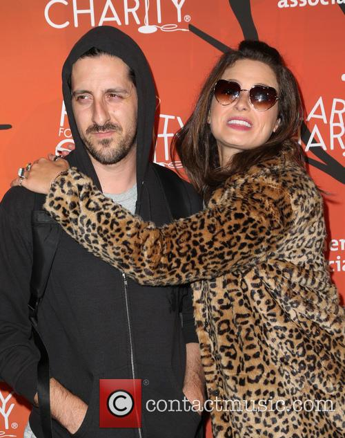 Adam Shapiro and Katie Lowes 7