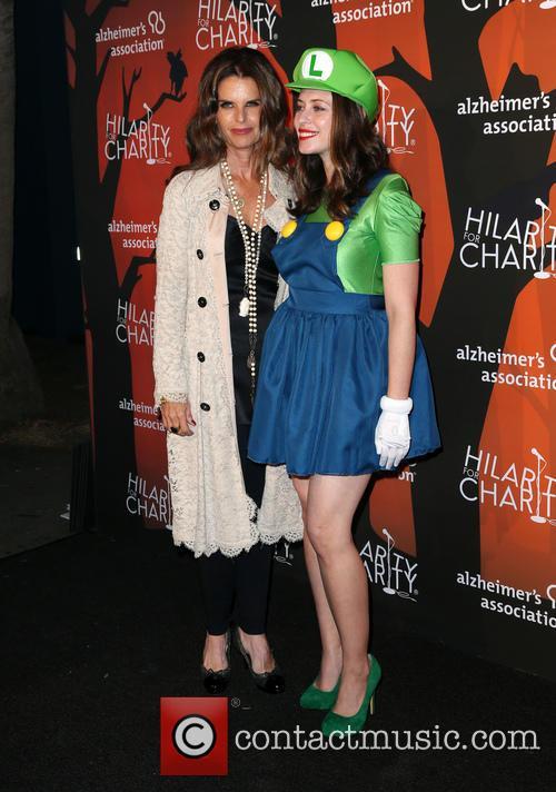 Maria Shriver and Lauren Miller 3