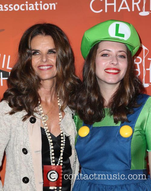Maria Shriver and Lauren Miller 10
