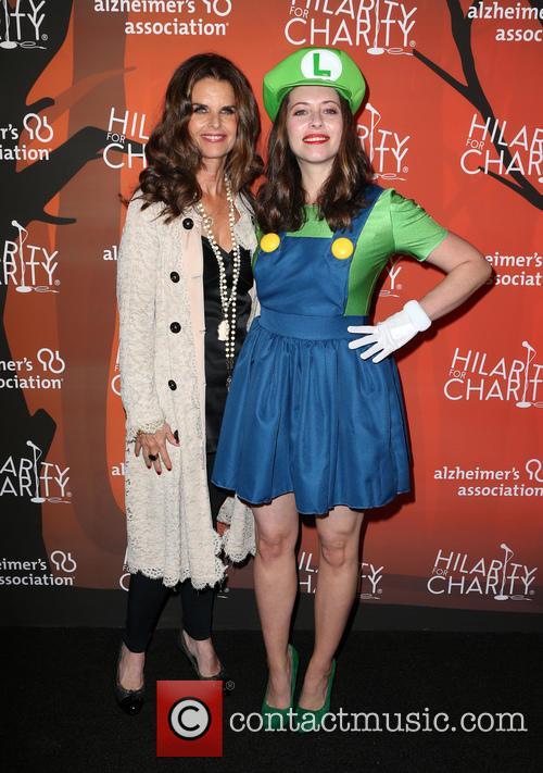 Maria Shriver and Lauren Miller 11