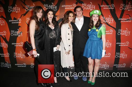 Katherine Schwarzenegger, Christina Schwarzenegger, Christopher Schwarzenegger, Maria Shriver and Lauren Miller 5