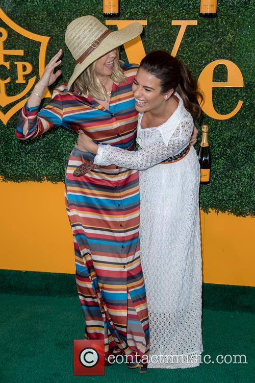 Becca Tobin and Lea Michele 2