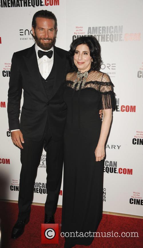 Bradley Cooper and Sue Kroll 2