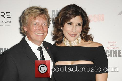 Nigel Lythgoe and Jo Champa 2