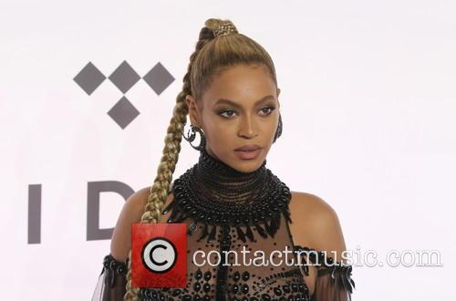 Beyonce at Tidal event