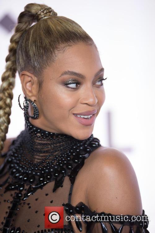Beyonce pictured at Tidal event