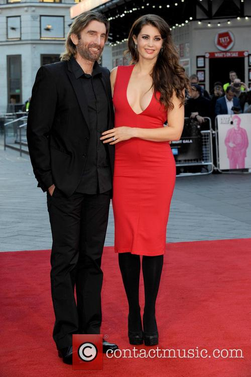 Sharlto Copley and Tanit Phoenix 3