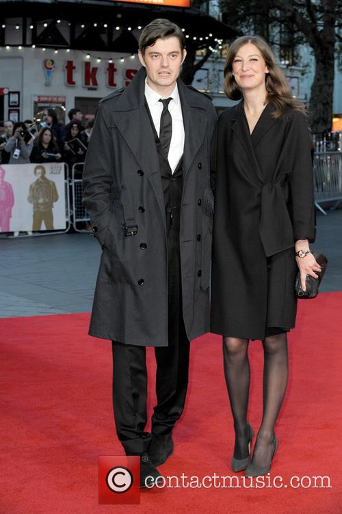 Sam Riley and Alexandra Maria Lara 1