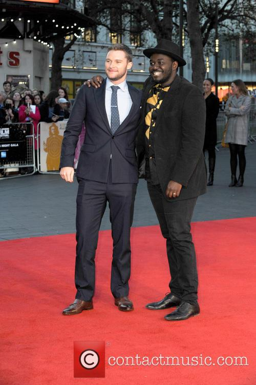 Jack Reynor and Babou Ceesay 1