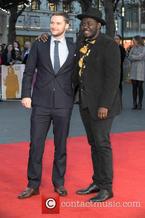 Jack Reynor and Babou Ceesay 3