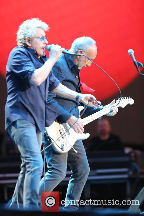 Roger Daltrey and Pete Townshend 11