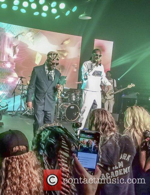 Snoop Lion, Snoop Dogg and Bishop Don Magic Juan 2