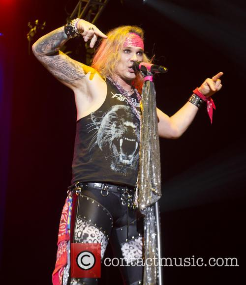 Michael Starr and Steel Panther