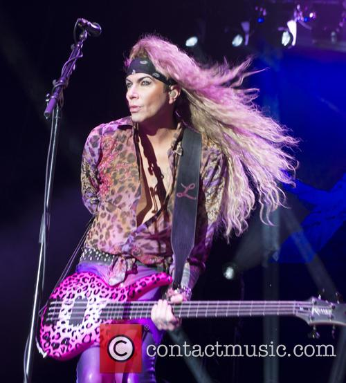 Lexxi Foxx and Steel Panther 1