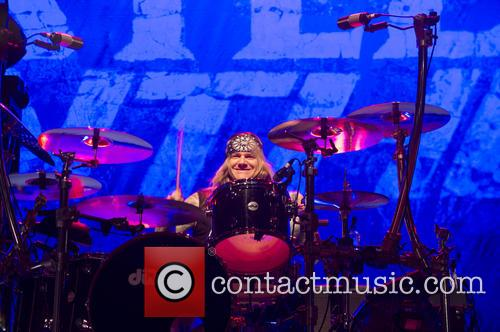 Darren Leader and Steel Panther 1