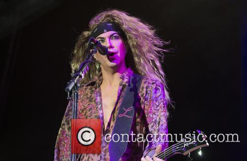 Lexxi Foxx and Steel Panther 5