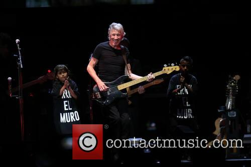 Roger Waters at Desert Trip Festival