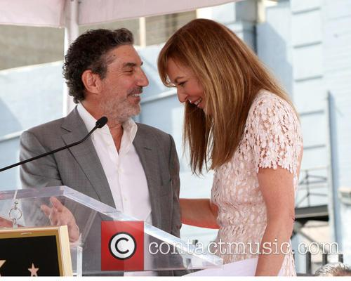 Allison Janney earns her star at the Hollywood...
