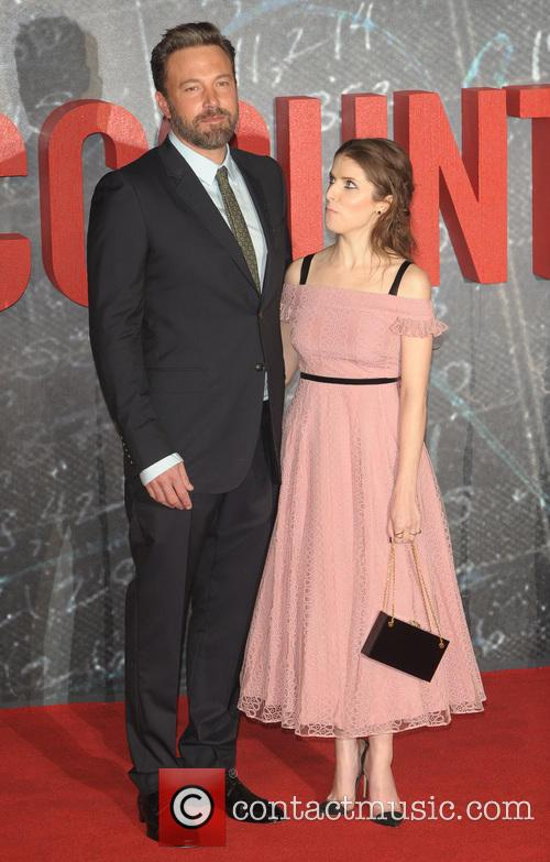 Ben Affleck and Anna Kendrick 2