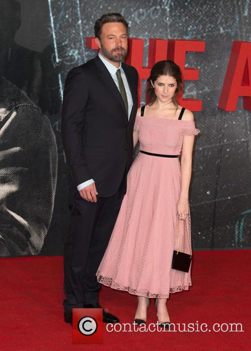 Anna Kendrick and Ben Afleck 6